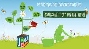 Le printemps des consommateurs «bonnes pratiques pour moins gaspiller»