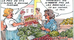 Enquête : Notre alimentation en confinement